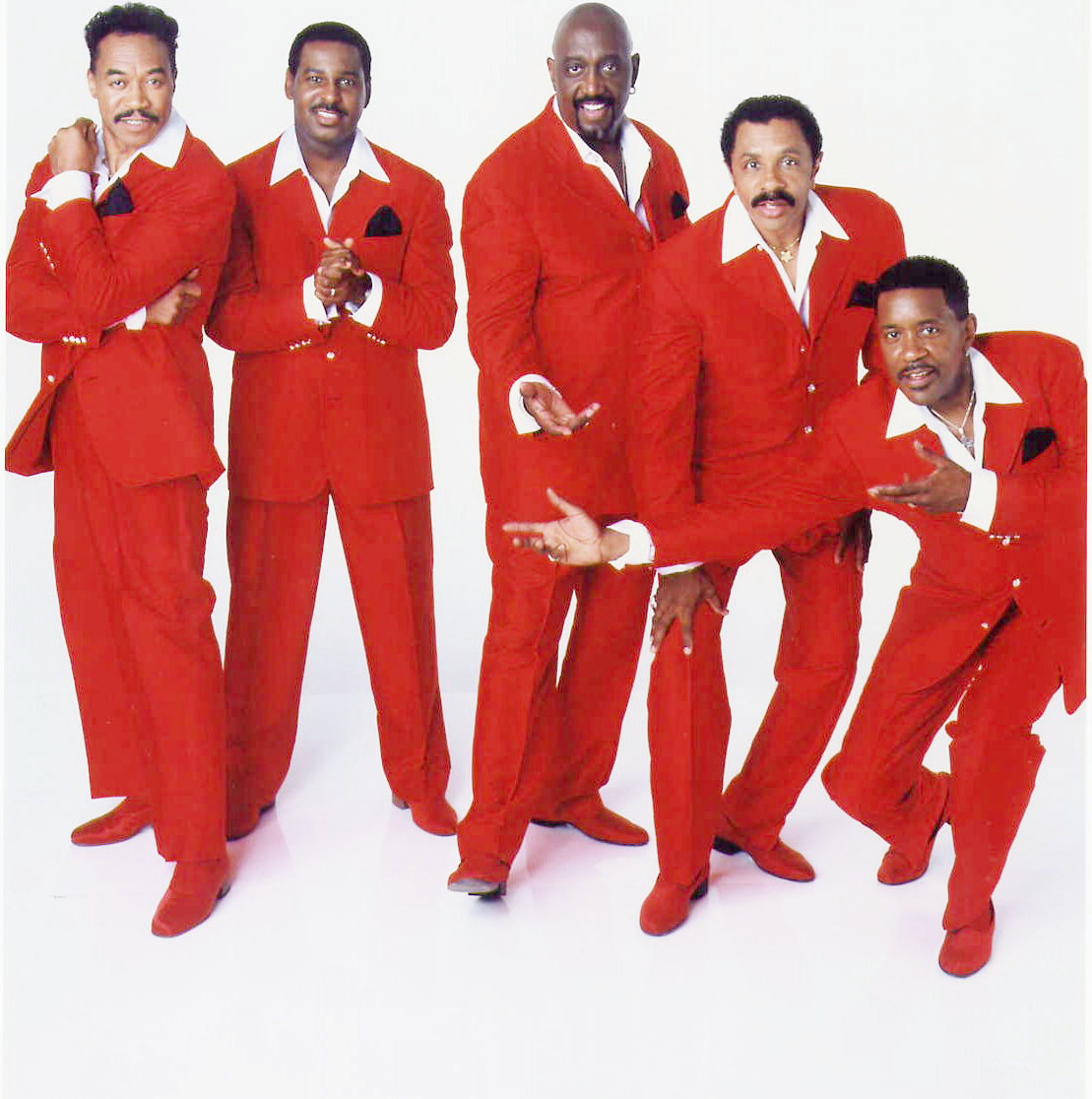 THE TEMPTATIONS Sign Up Women for Free Mammograms""