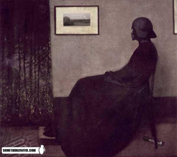 Whistler's Vader