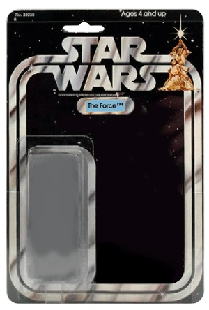 The Force action figure