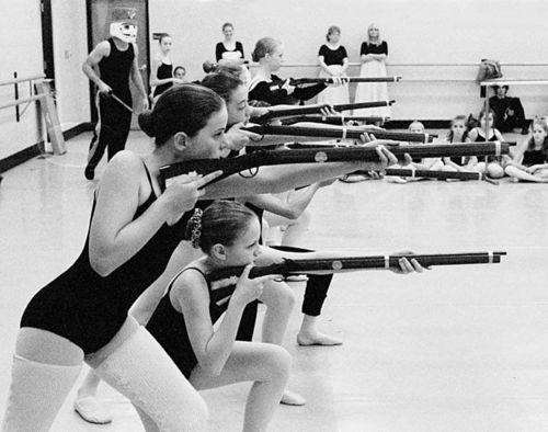 ballerinashootout
