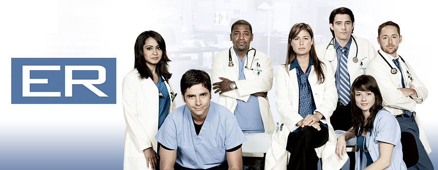 Schadenfreude. | I\'m Really Excited for the ER Series Finale Tonight!