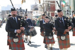 St. Columcille's United Gaelic Pipe Band