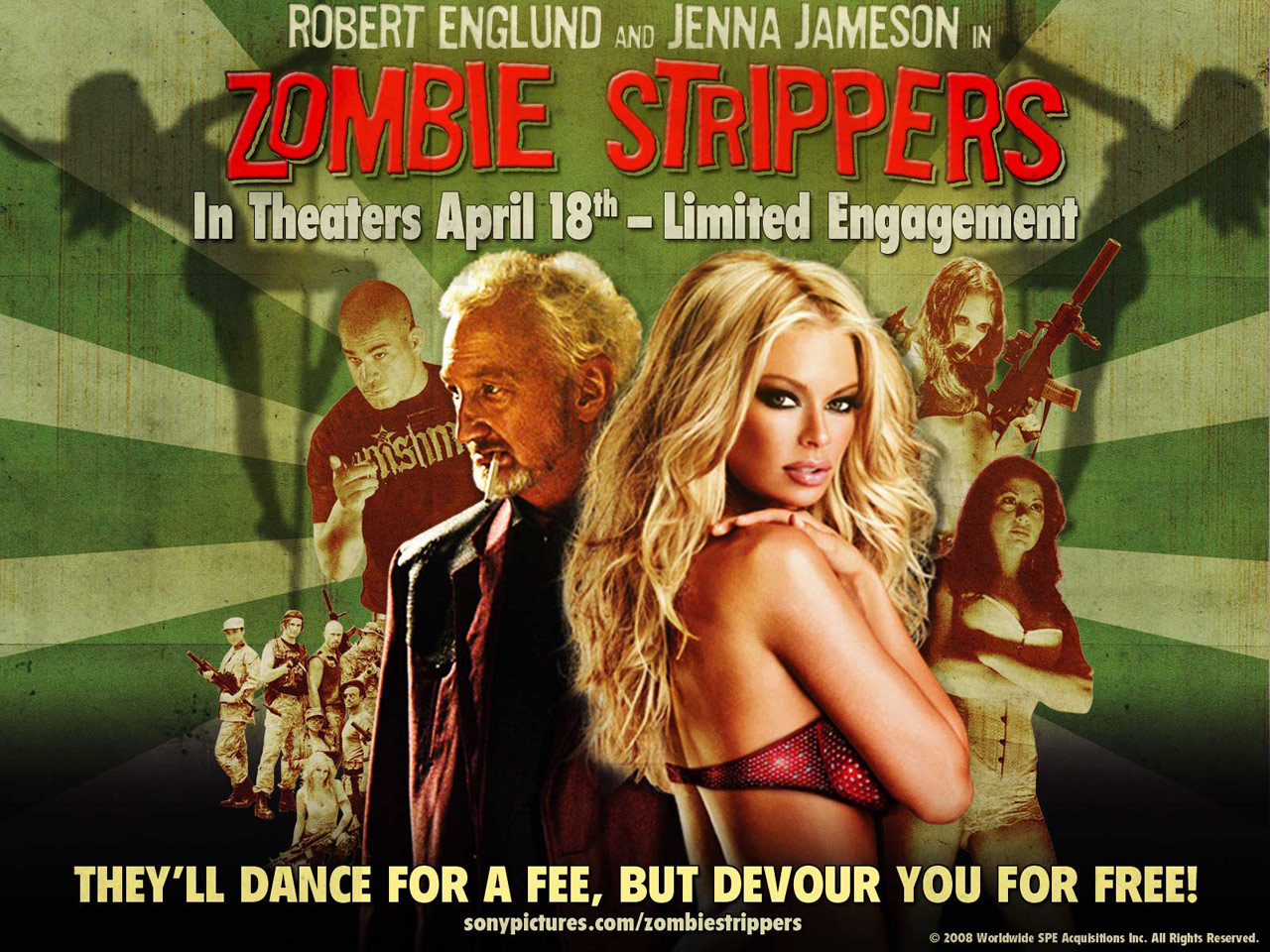 This movie is so bad it made me hate zombie movies AND naked women for about