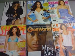 Magazine Choices!