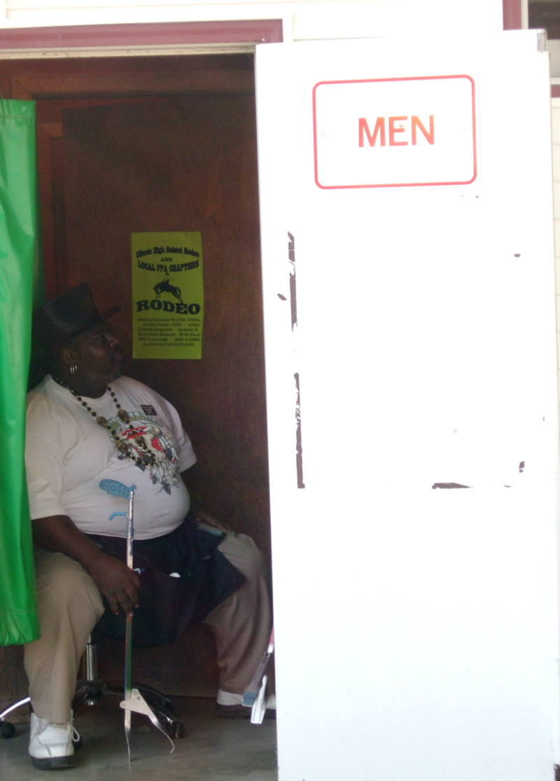 bathroomattendant