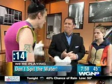 Our Buddies from Don't Spit the Water on WGN