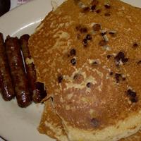 pancakessausage